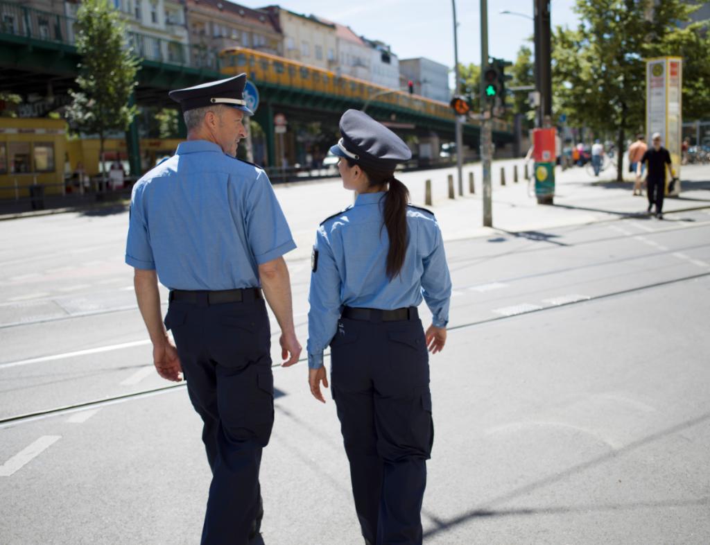 Mehr Polizisten auf der Straße: NRW wird immer sicherer