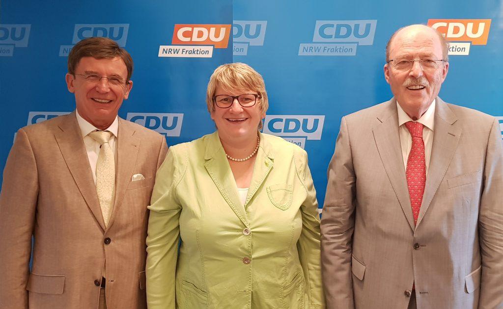 Im Austausch mit der NRW-Senioren-Union